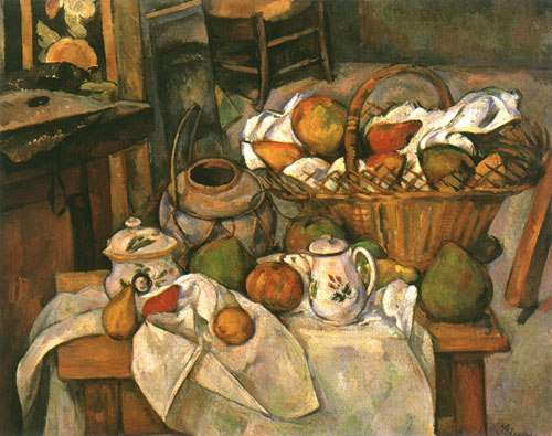 Paul cezannes the basket of apples essay