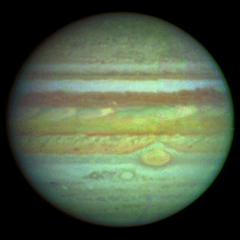Real Pictures Of Jupiter The Planet Comparative Pla...